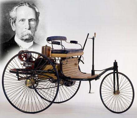 automovel historia