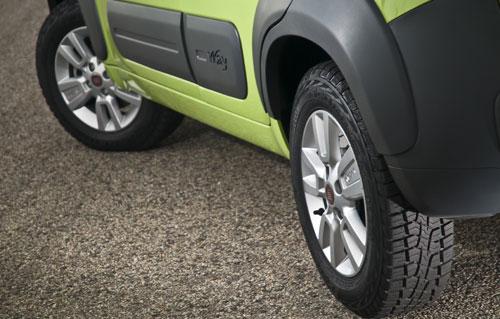 pneu perfil alto