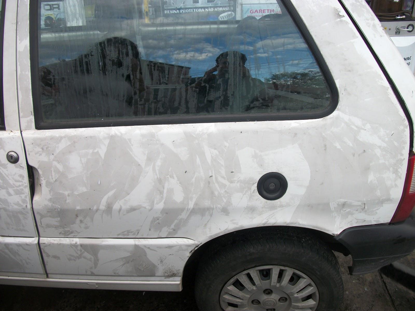 retirar adesivos do carro